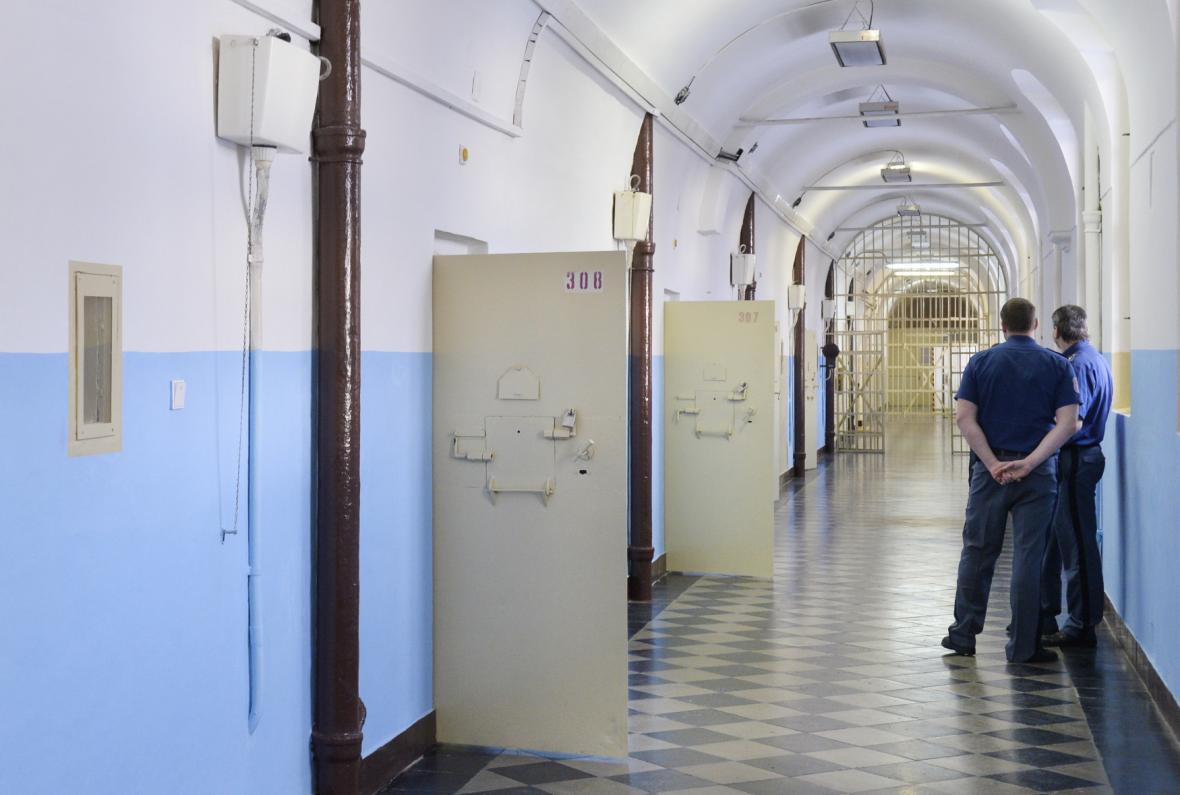 Věznice v Plzni na Borech
