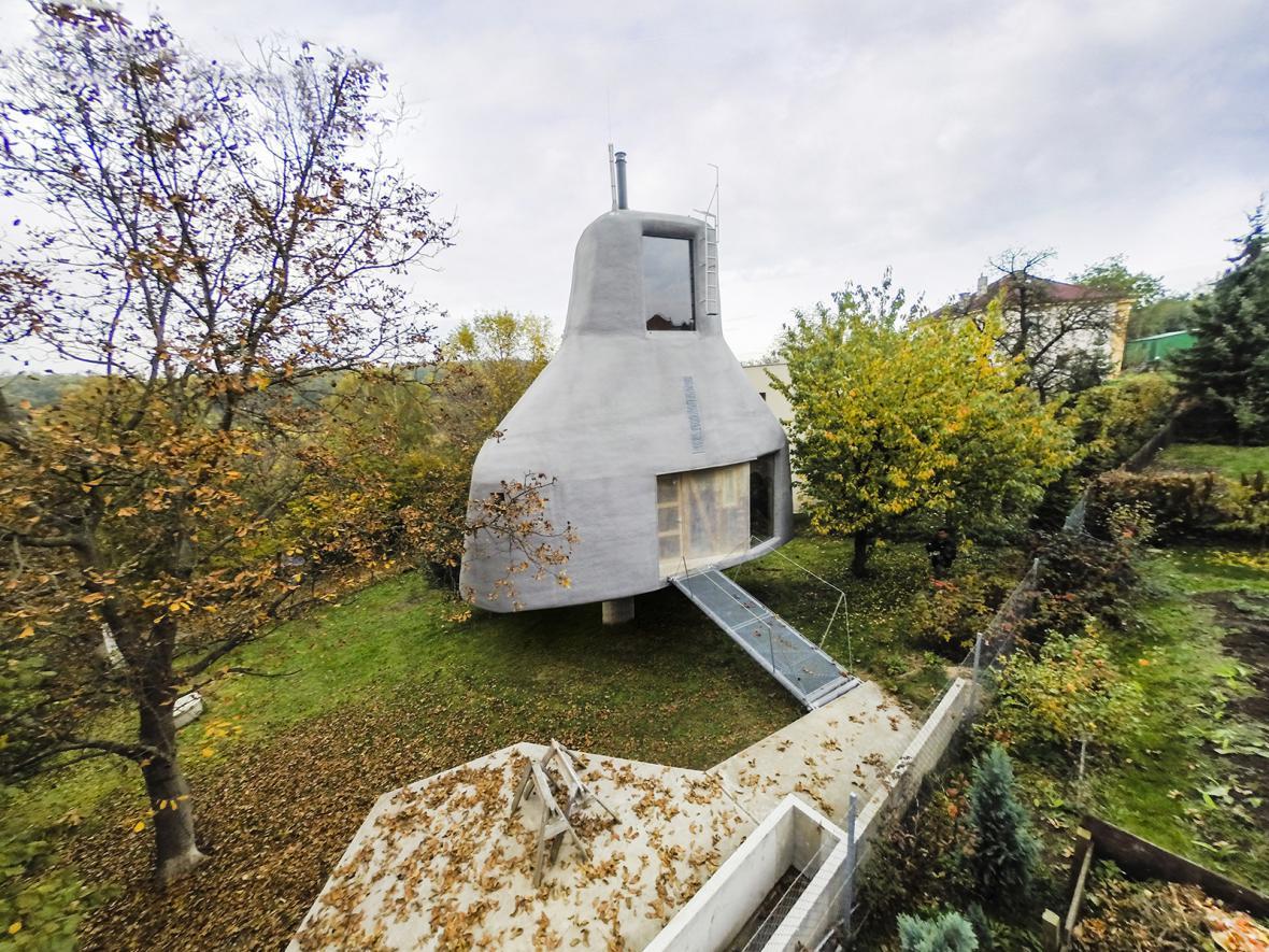 Dům v sadu
