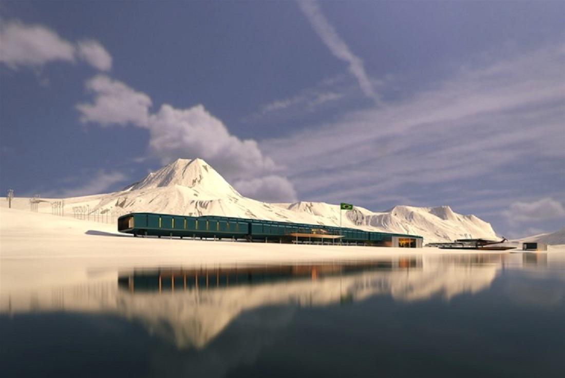 Comandante Ferraz Antarctic Station
