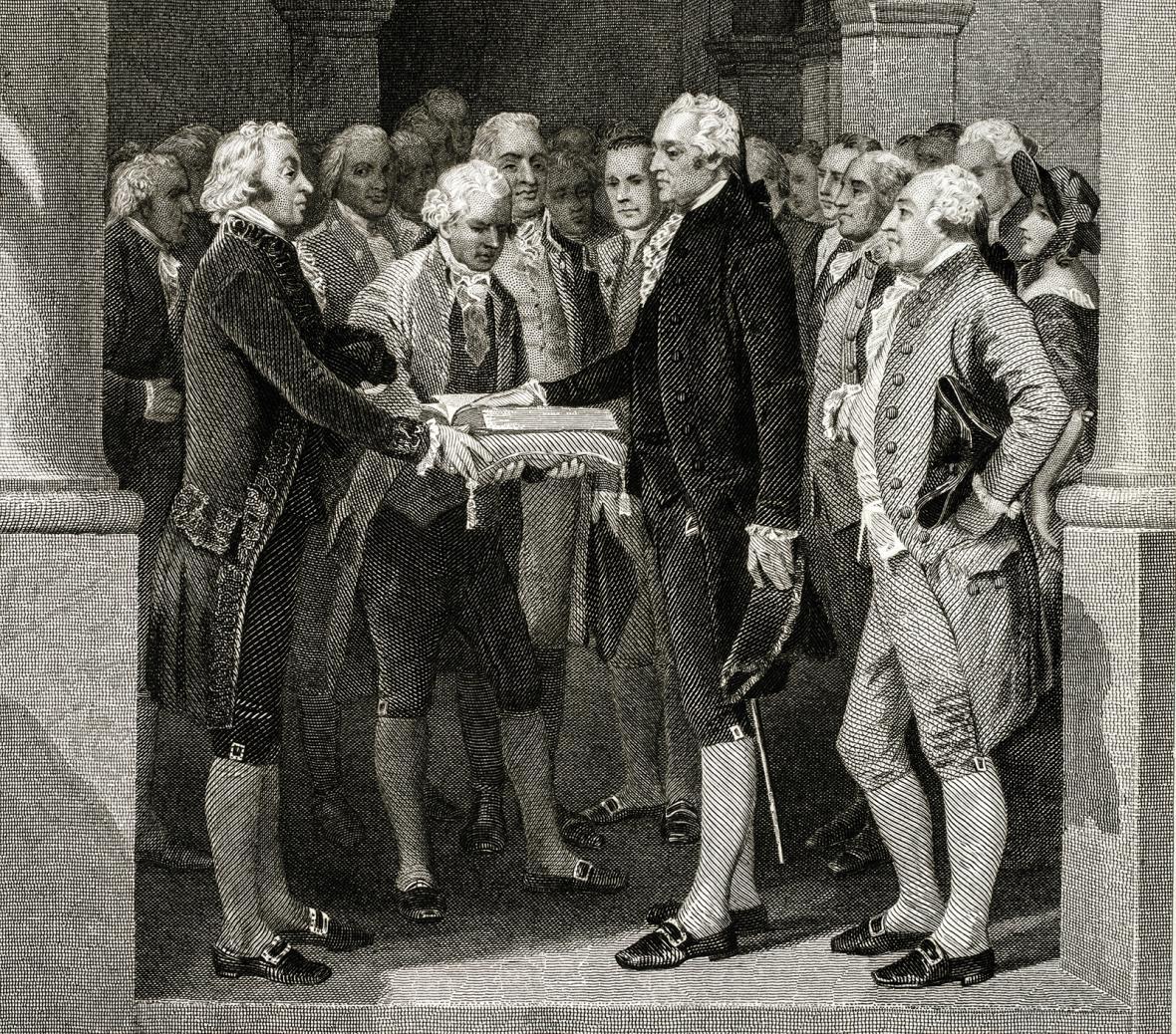 Inaugurace v USA