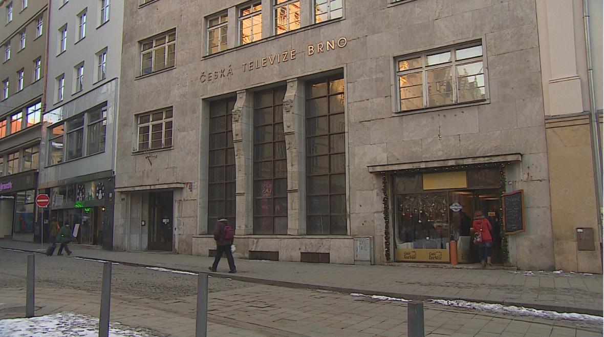 Budova v Běhounské ulici je zatím prázdná