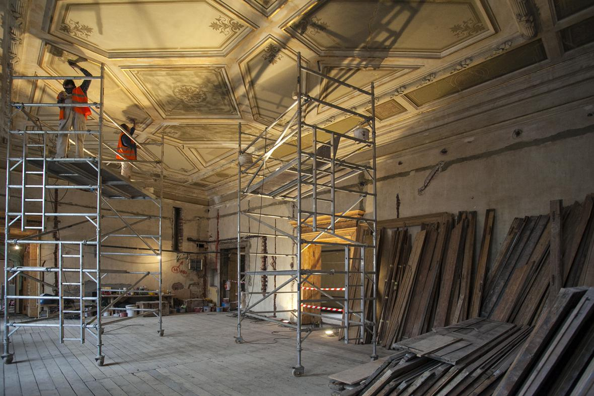 Rekonstrukce Národního muzea