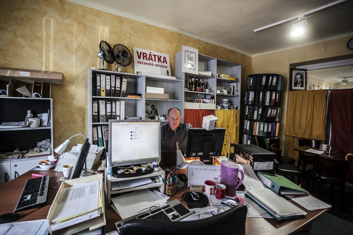 Sociální podnikání v Třebíči