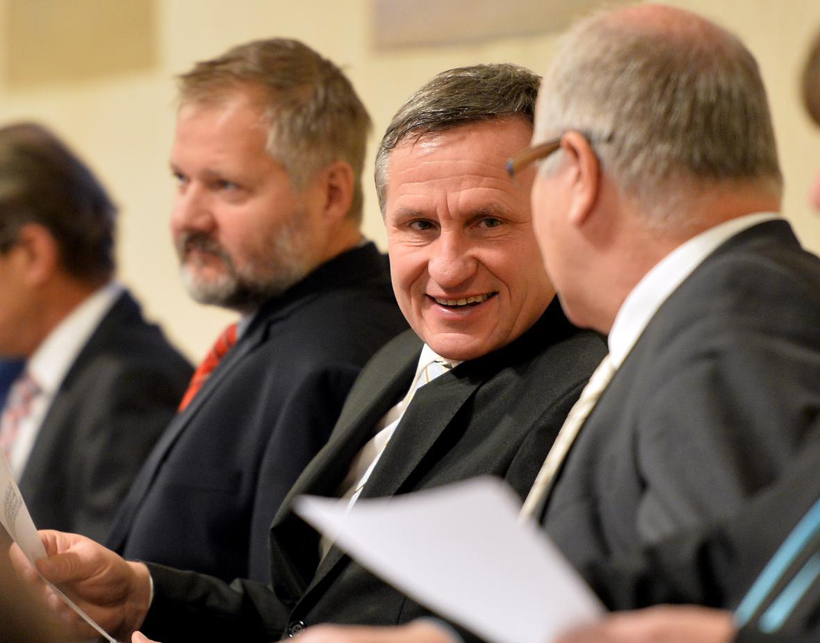 Jiří Čunek se chce funkce starosty vzdát