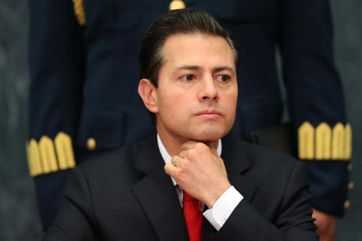 Enrique Peňa Nieto