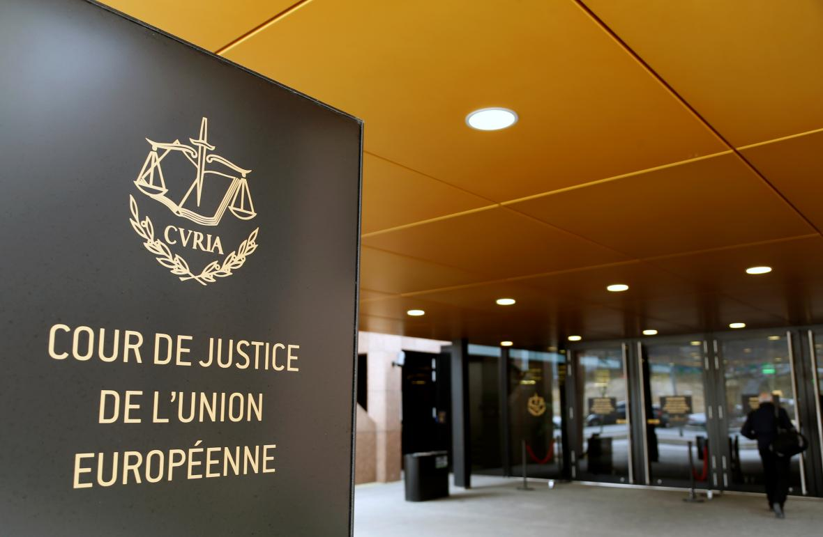 Soudní dvůr EU