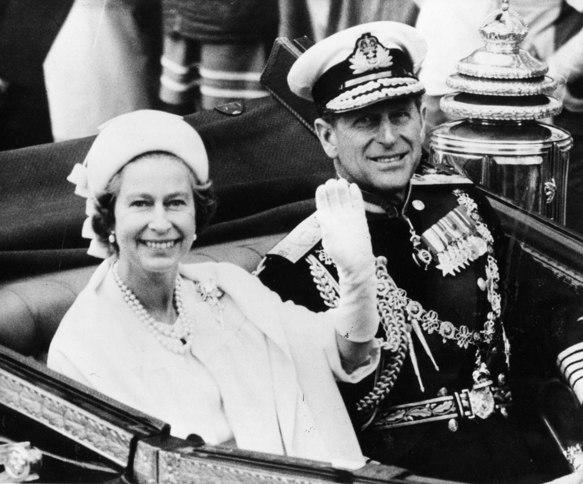 Oslavy stříbrného jubilea Alžběty II. (1977)
