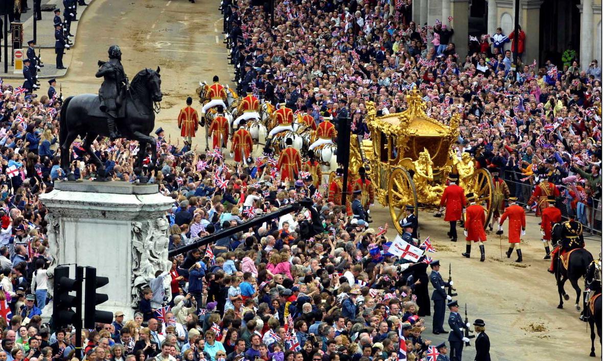 Oslavy zlatého jubilea Alžběty II. (2002)