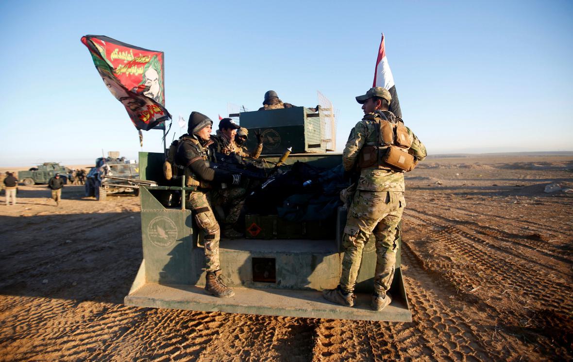 Začala operace na osvobození západní části Mosulu.
