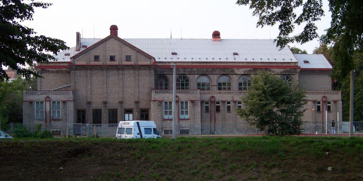 Sokolovna v Rakovníku
