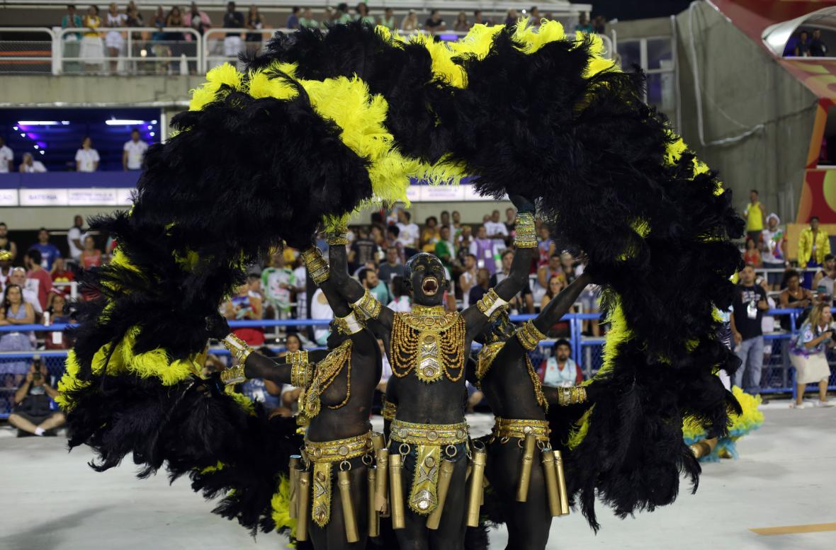 Karneval v Riu 2017