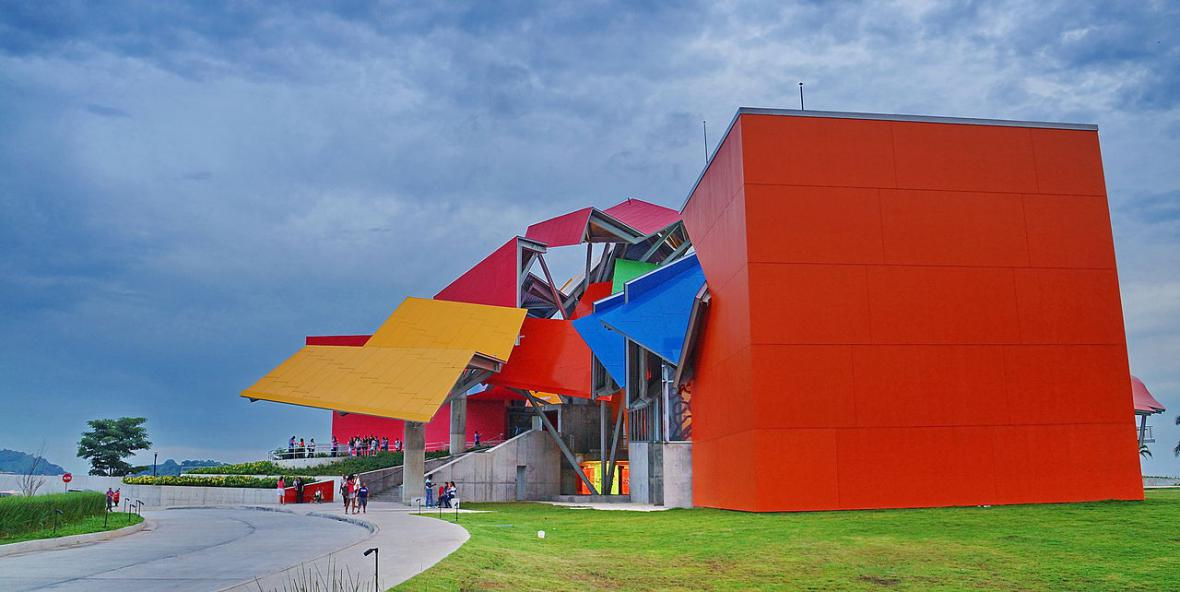 Dílo Franka Gehryho
