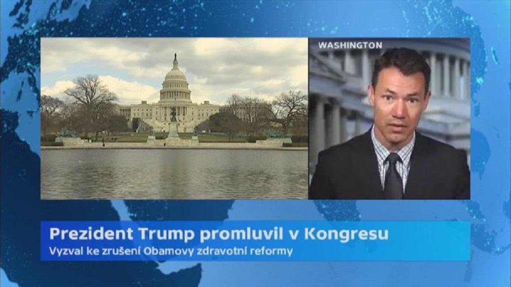 Martin Řezníček, americký zpravodaj České televize