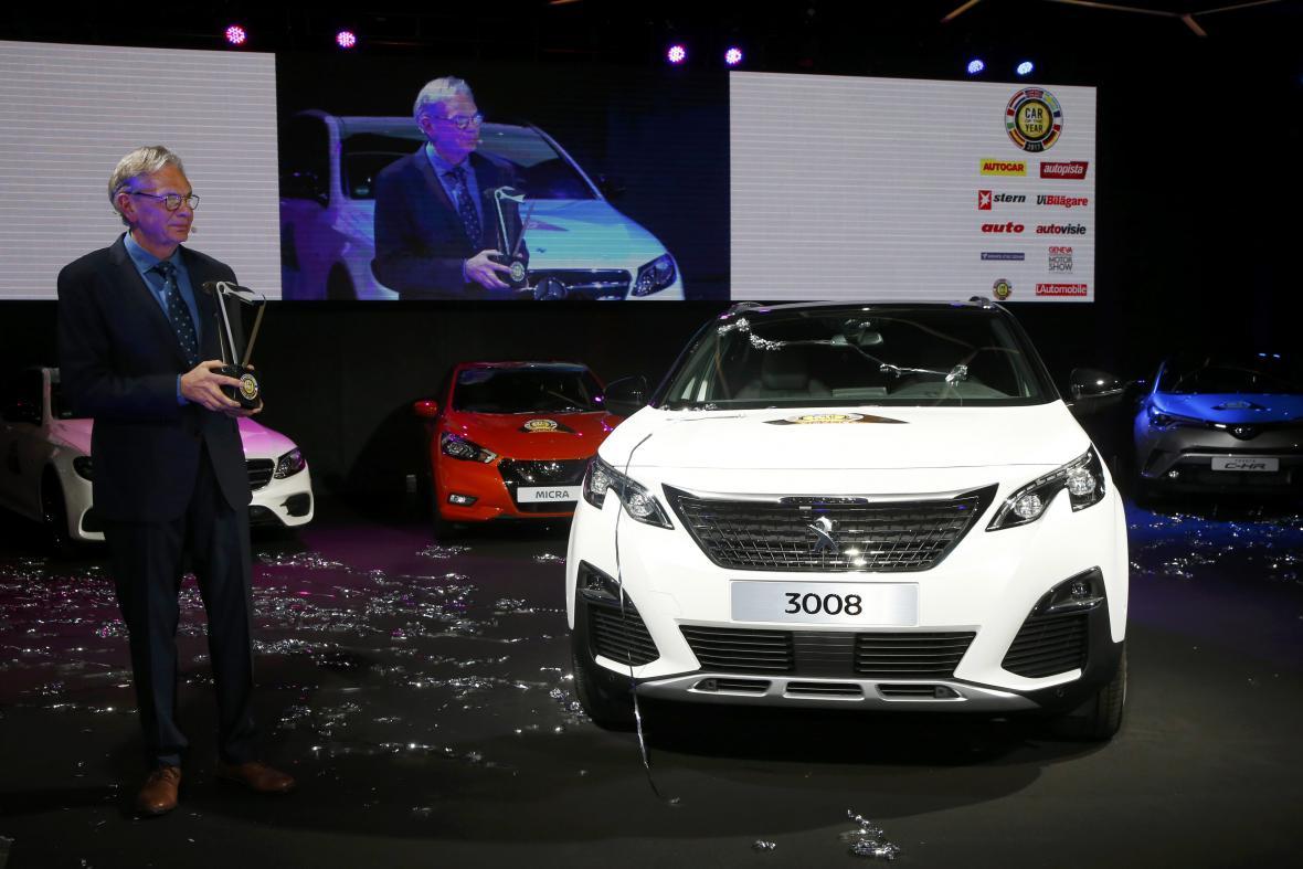 Evropské auto roku 2017