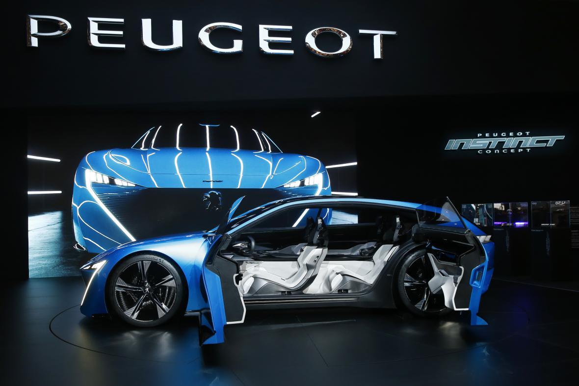 Autosalon v Ženevě 2017