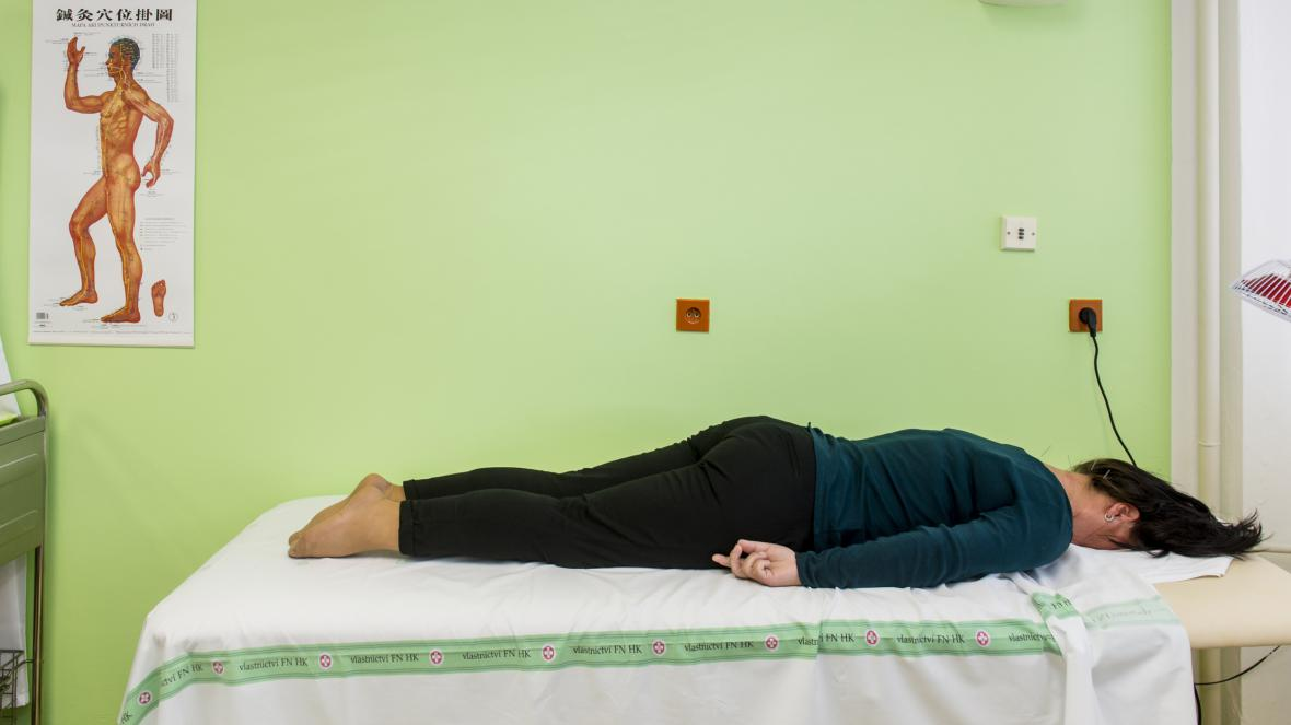 Ambulance tradiční čínské medicíny ve Fakultní nemocnici Hradec Králové