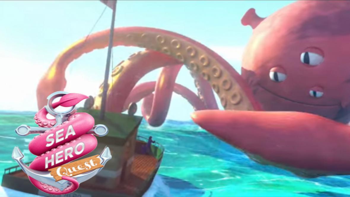Hra Sea Hero Quest