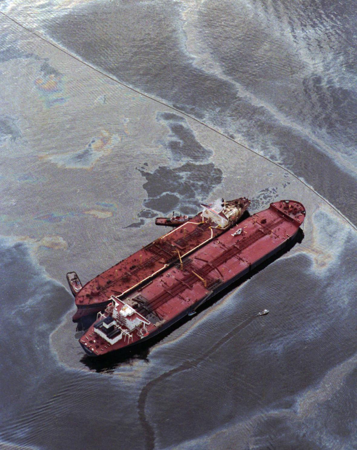 Největší ropné havárie v historii