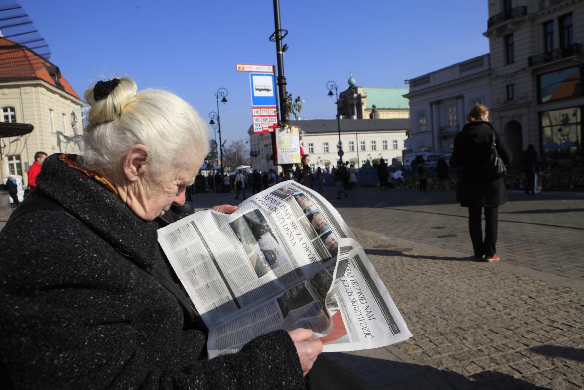 Polské noviny