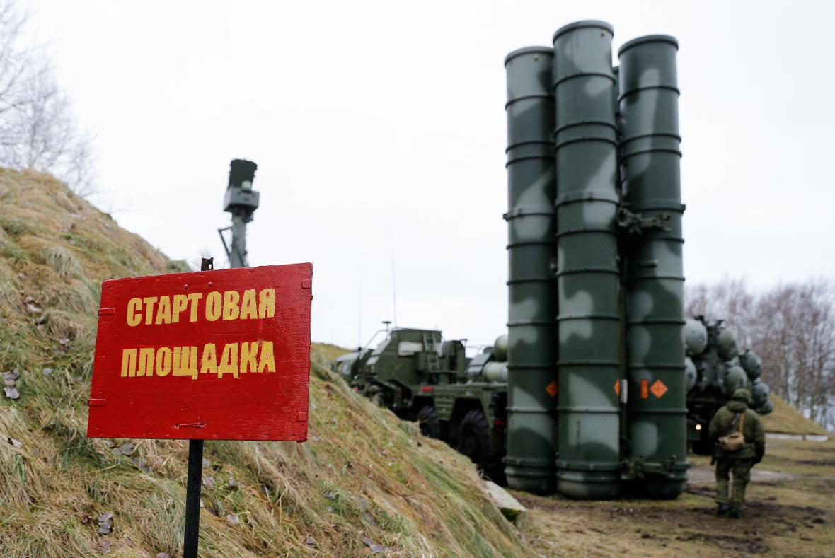 Ruský systém S-400