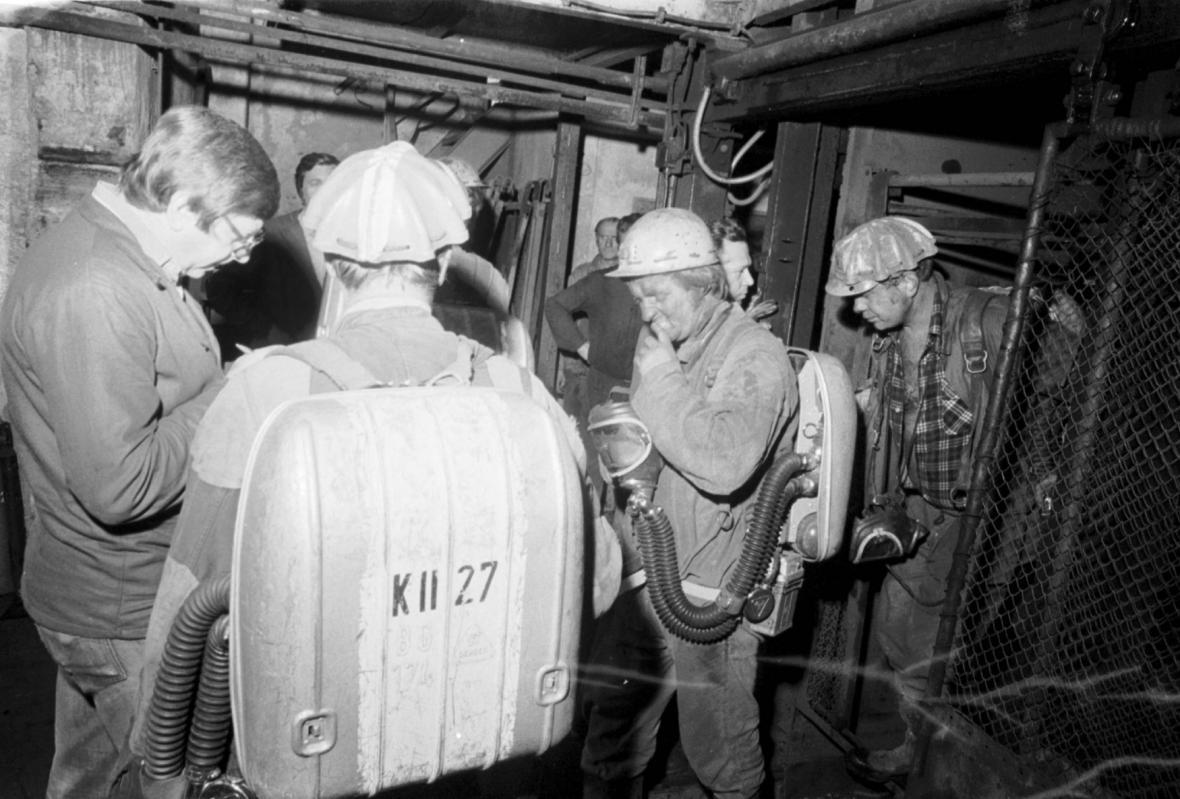 Důl Čs. armády v Karviné