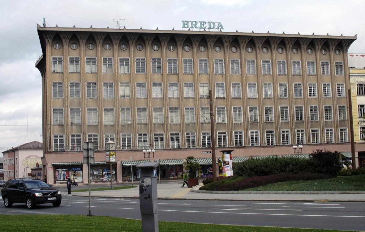 Obchodní dům Breda