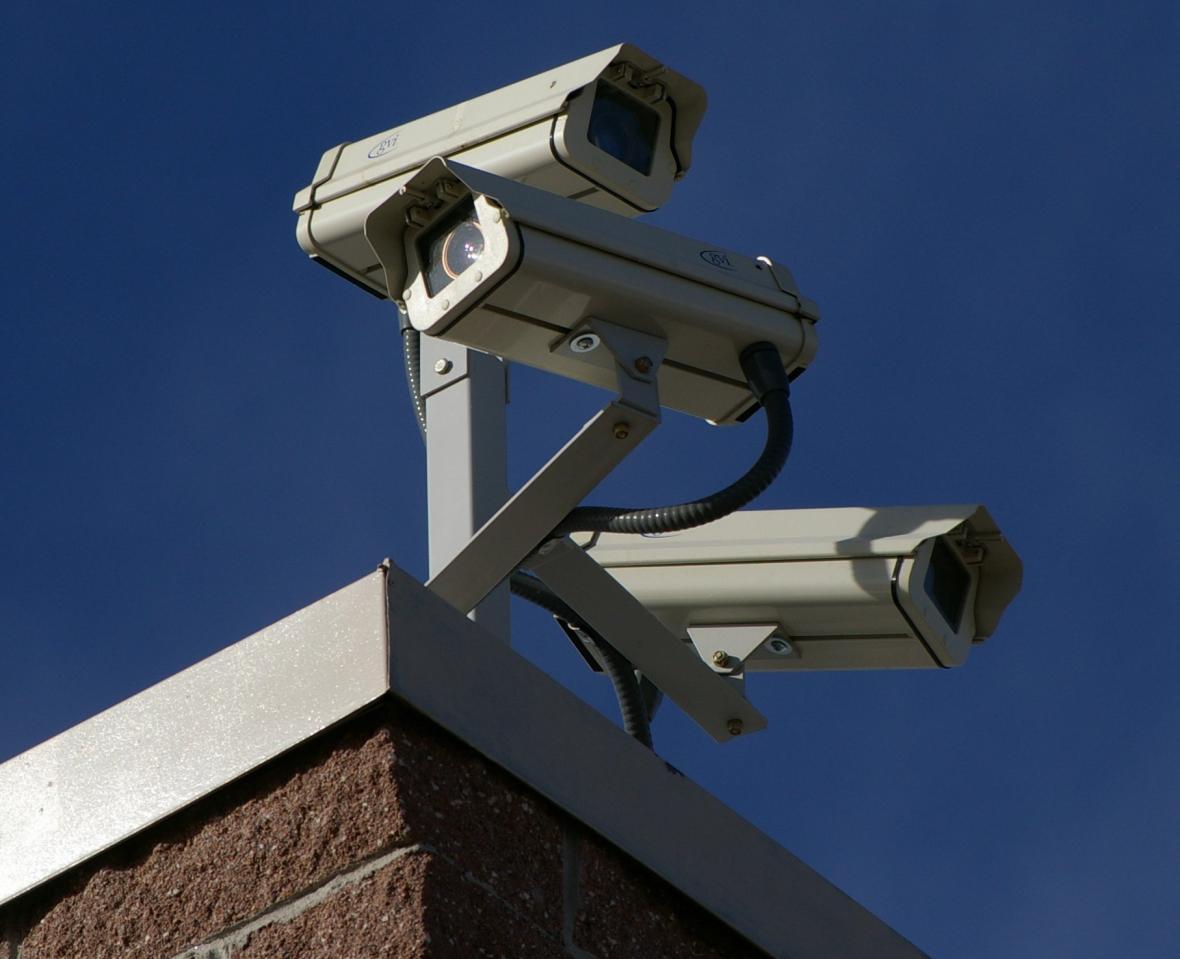 Jak mohou vypadat CCTV kamery