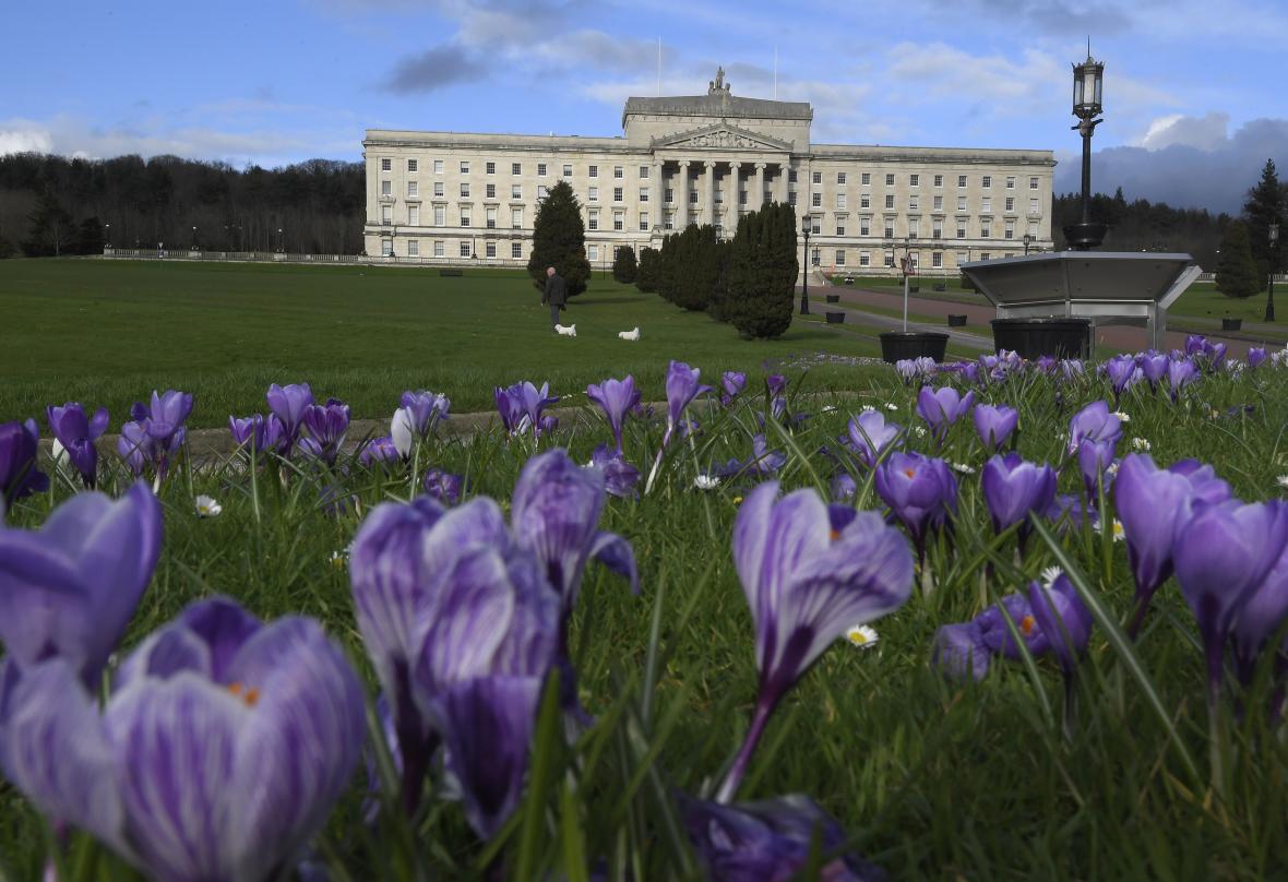 Severoirský parlament v Belfastu
