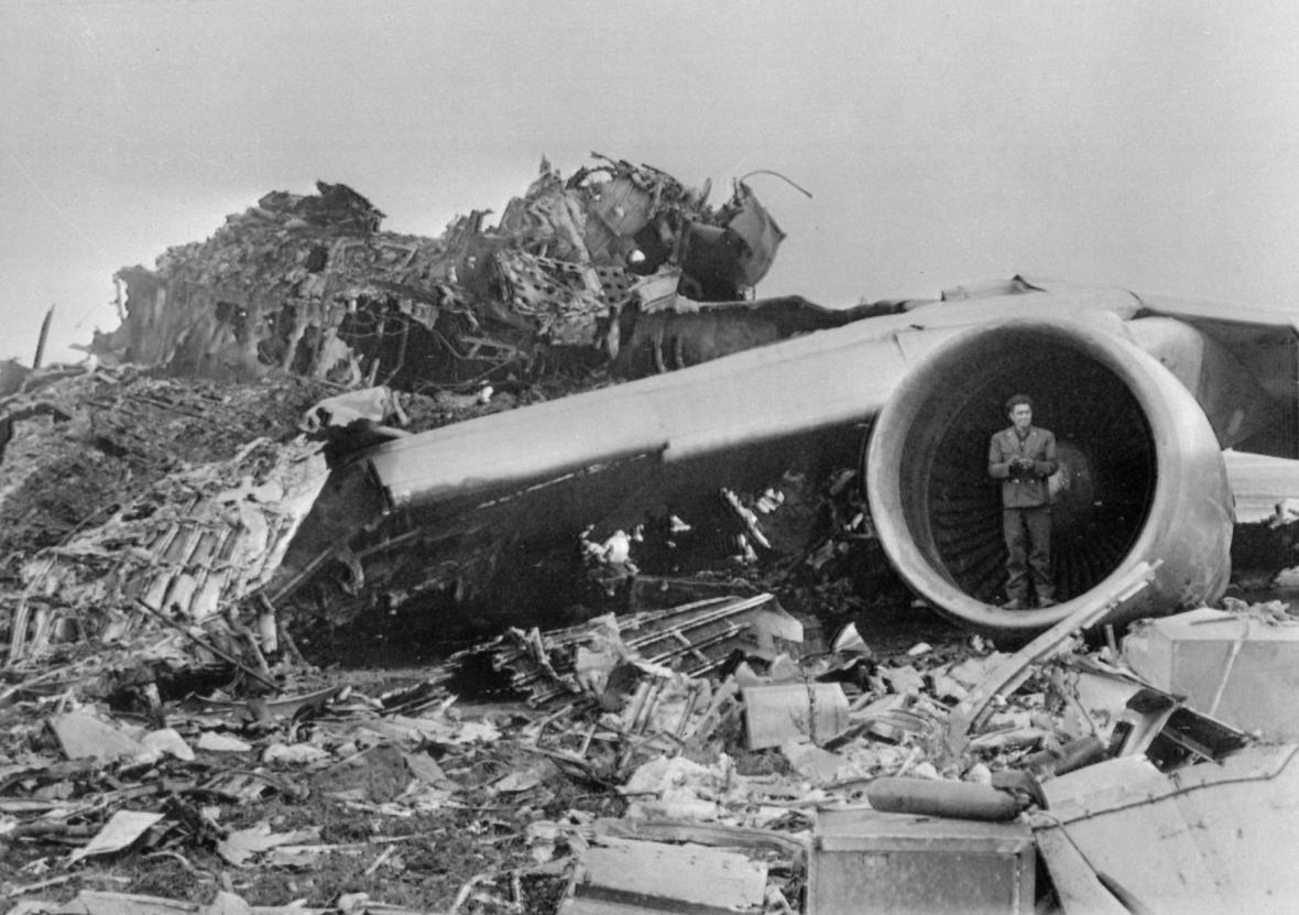 Katastrofa na Tenerife roku 1977