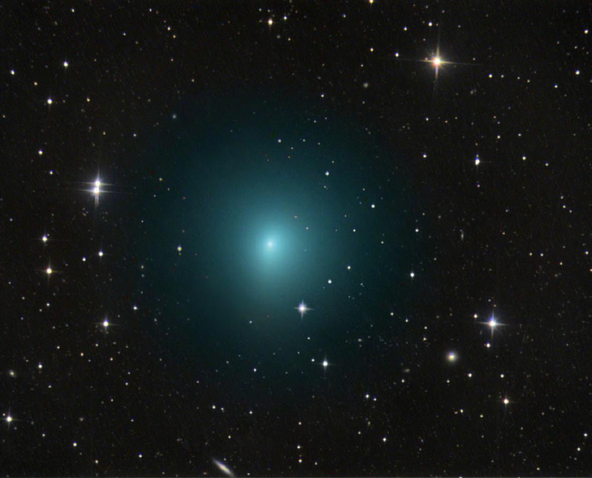 Kometa 41P/Tuttle-Giacobini-Kresák