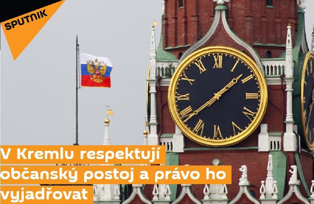 Ruský dezinformační web Sputnik News