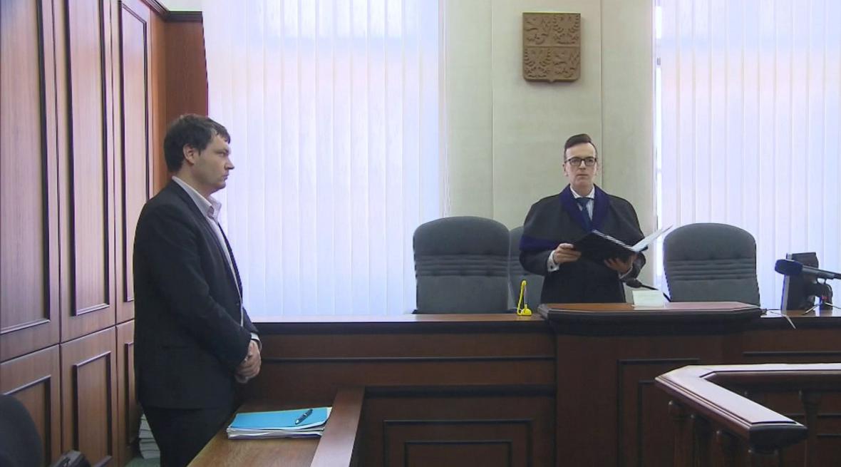 Soud žalobu Miroslava Nováka zamítl