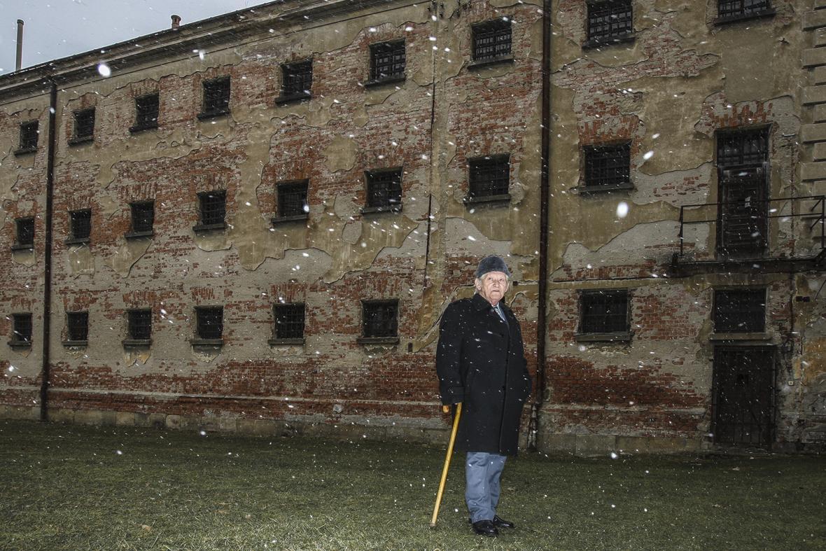 Bývalá věznice v Uherském Hradišti v dnešní ulici Politických vězňů je součástí komplexu budov nazývaného justiční palác, jehož výstavba započala v roce 1982. Sídlil zde krajský i okresní soud a rozsáhlá věznice