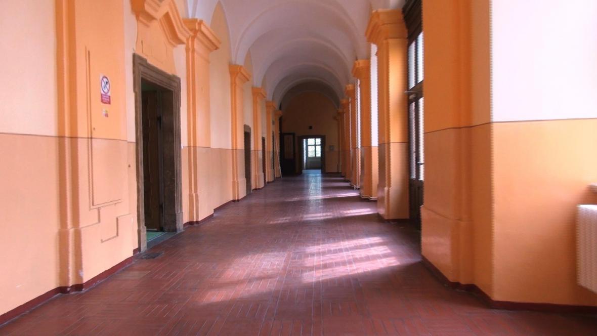 Liběšický zámek