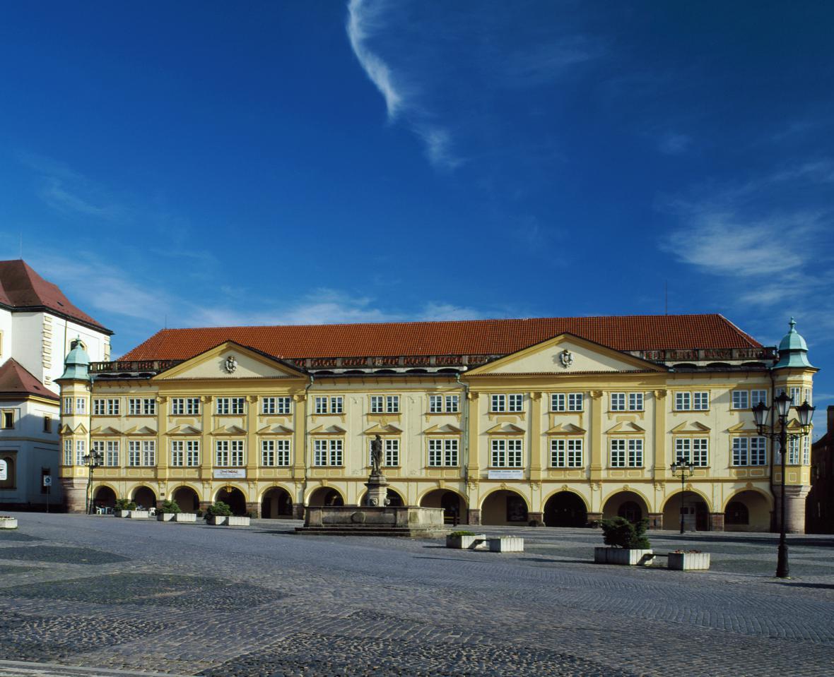 Jičín - historické město roku 2016