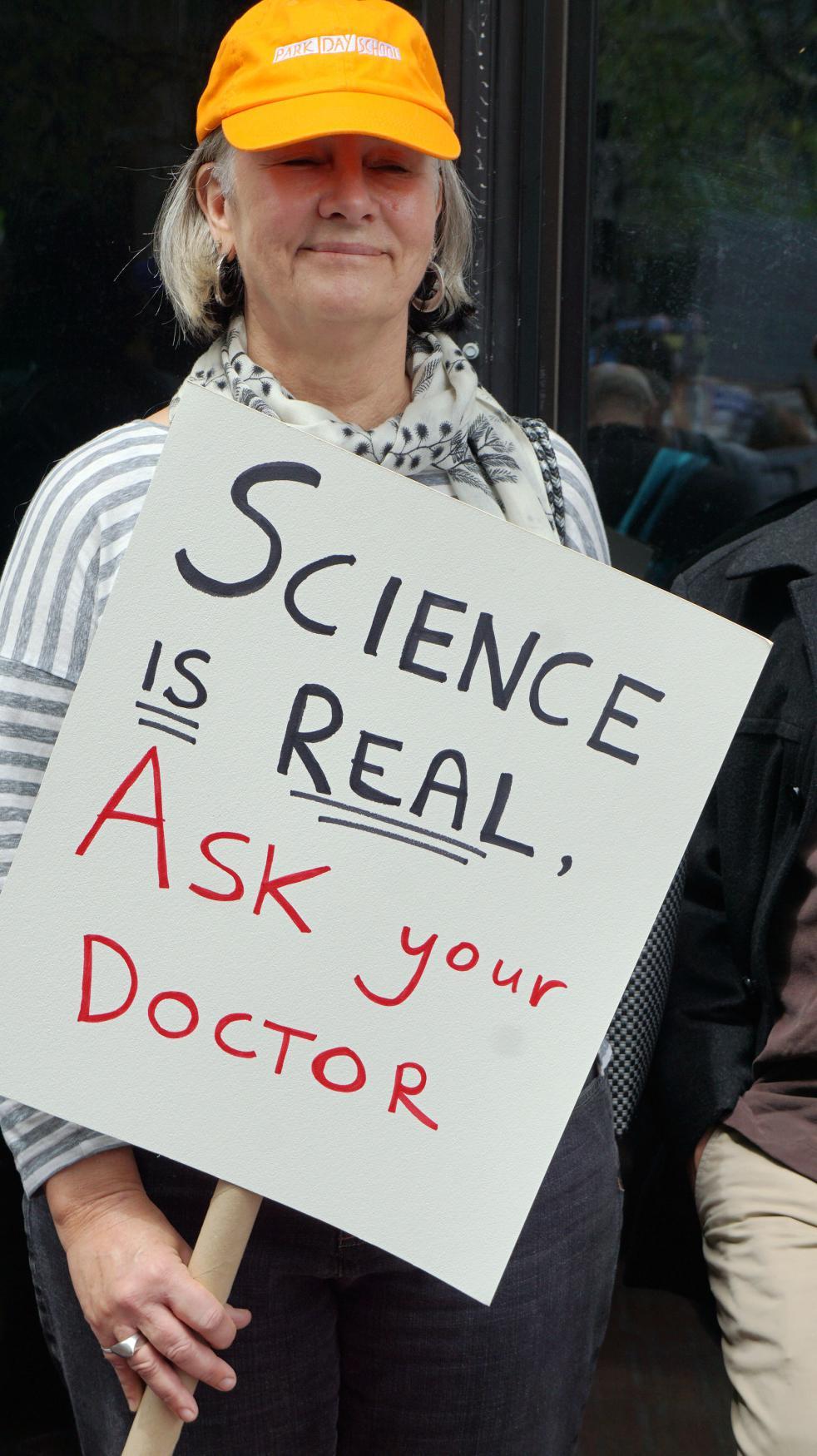 Pochod pro vědu