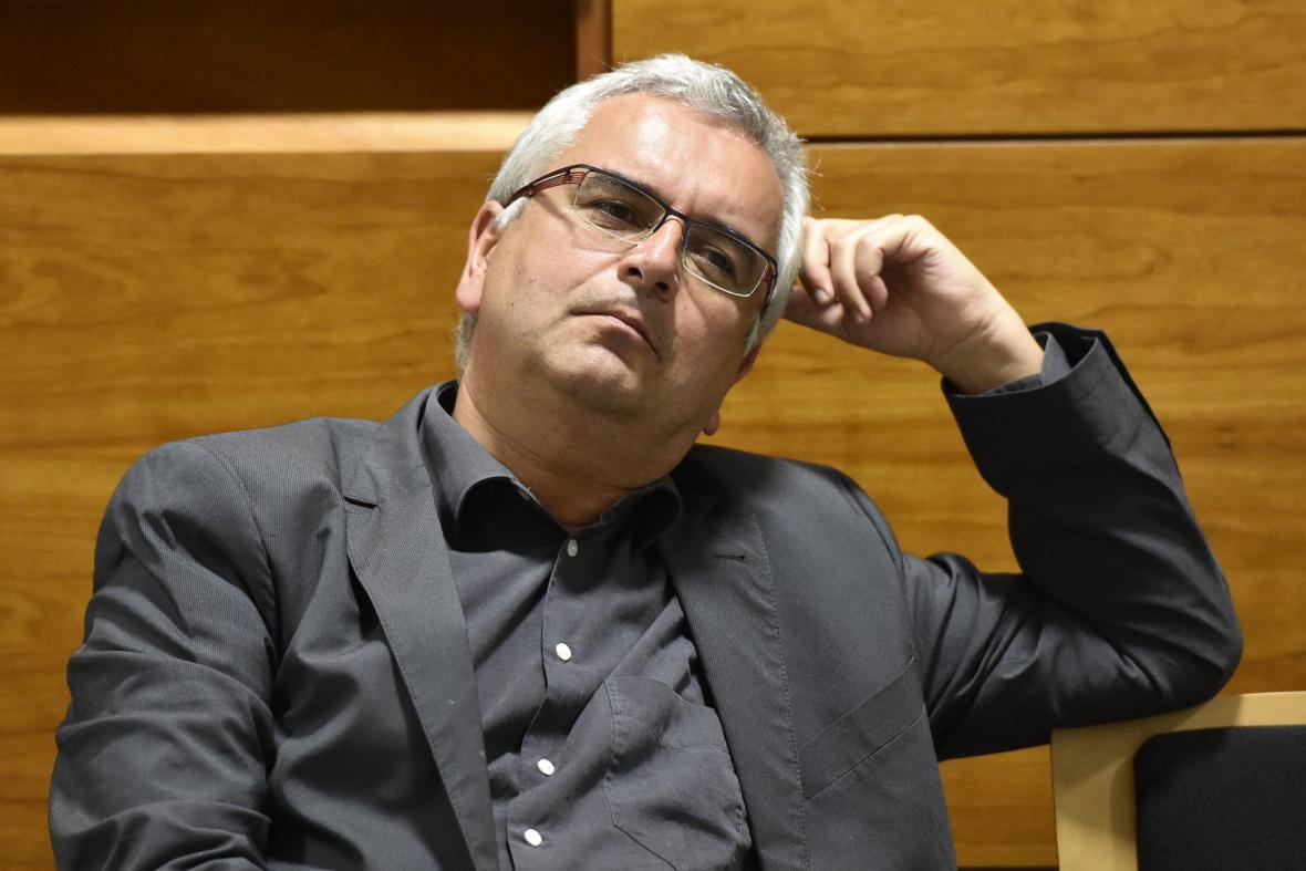 soudce Miloš Zbránek