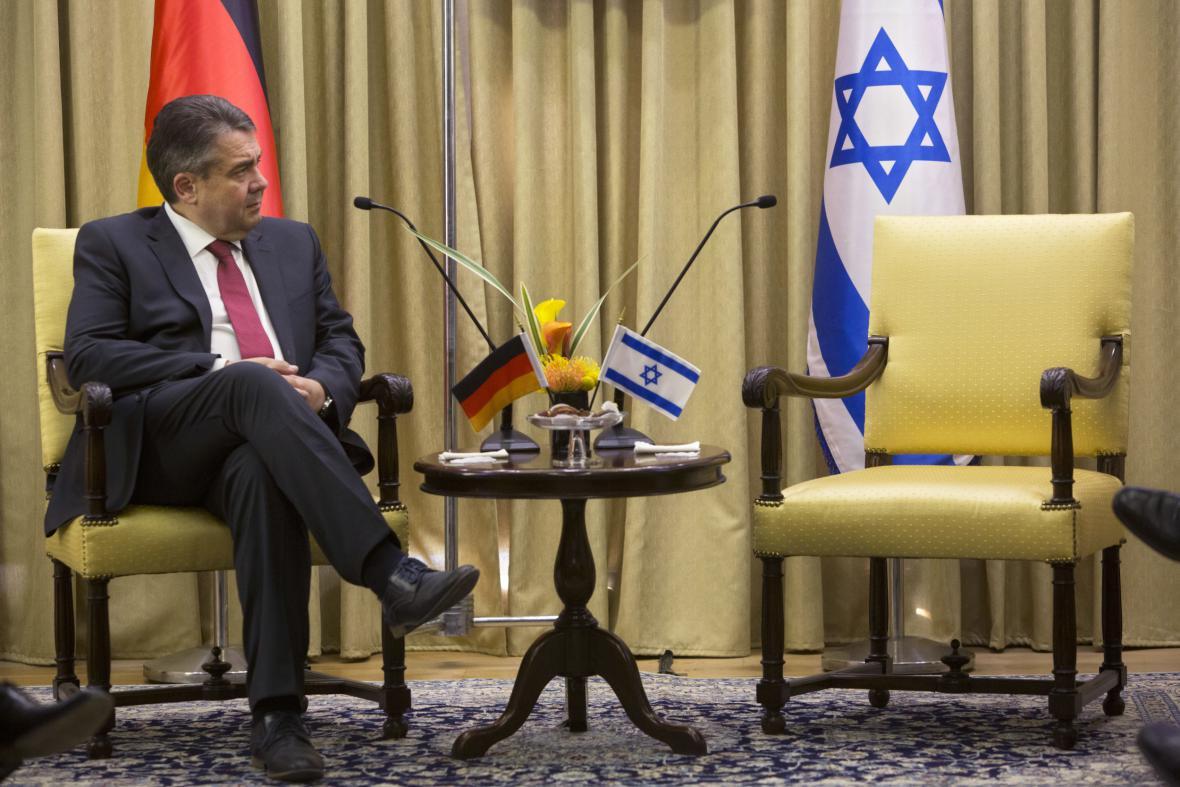 Gabriel se setkání s izraelským premiérem nedočkal