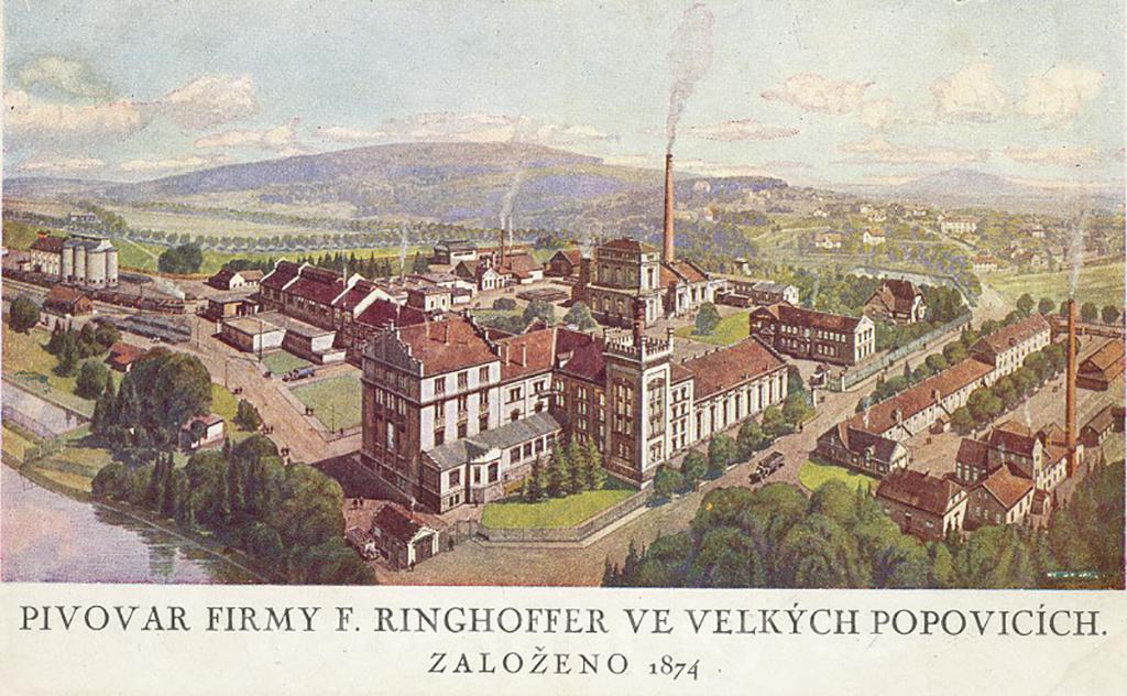 Příběh rodiny Ringhofferových