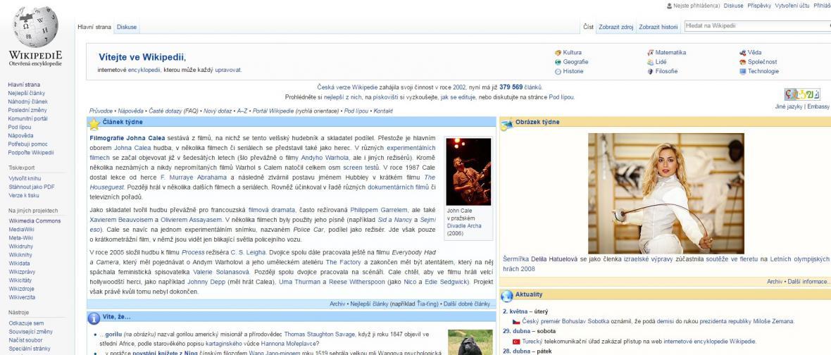Česká Wikipedie