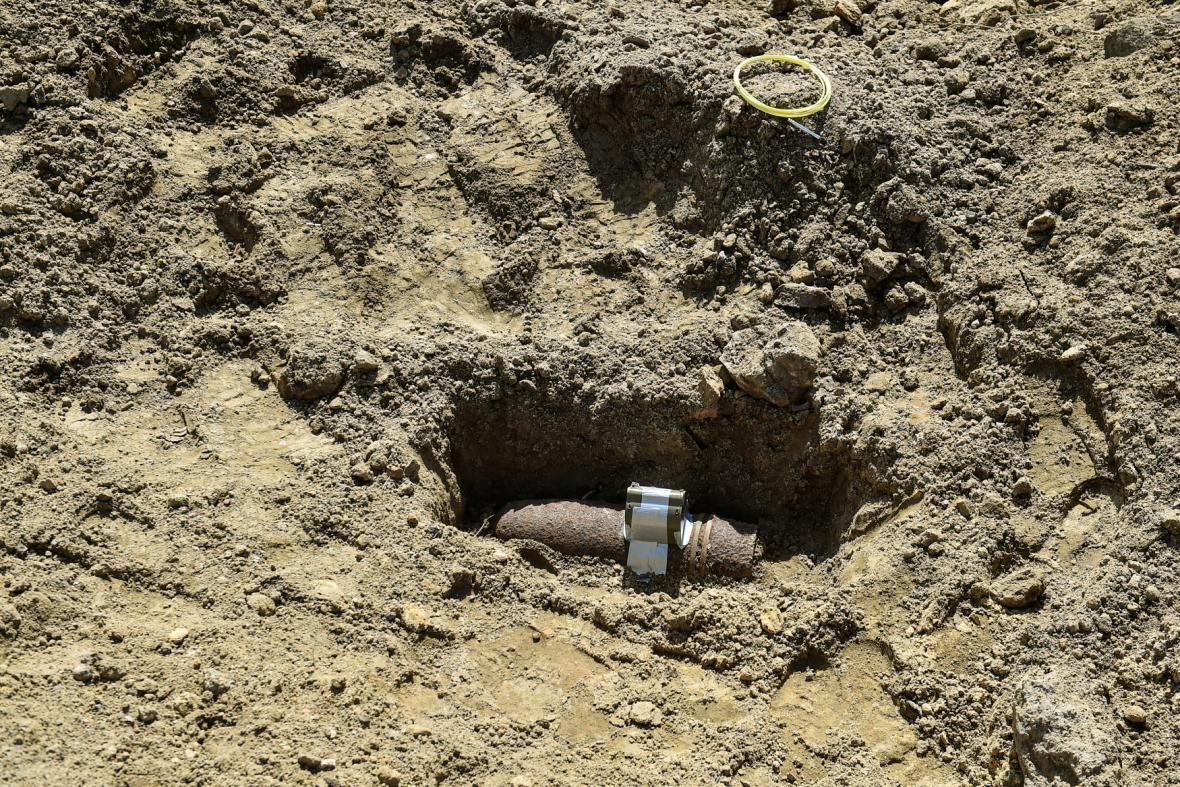 Likvidace munice v Ralsku