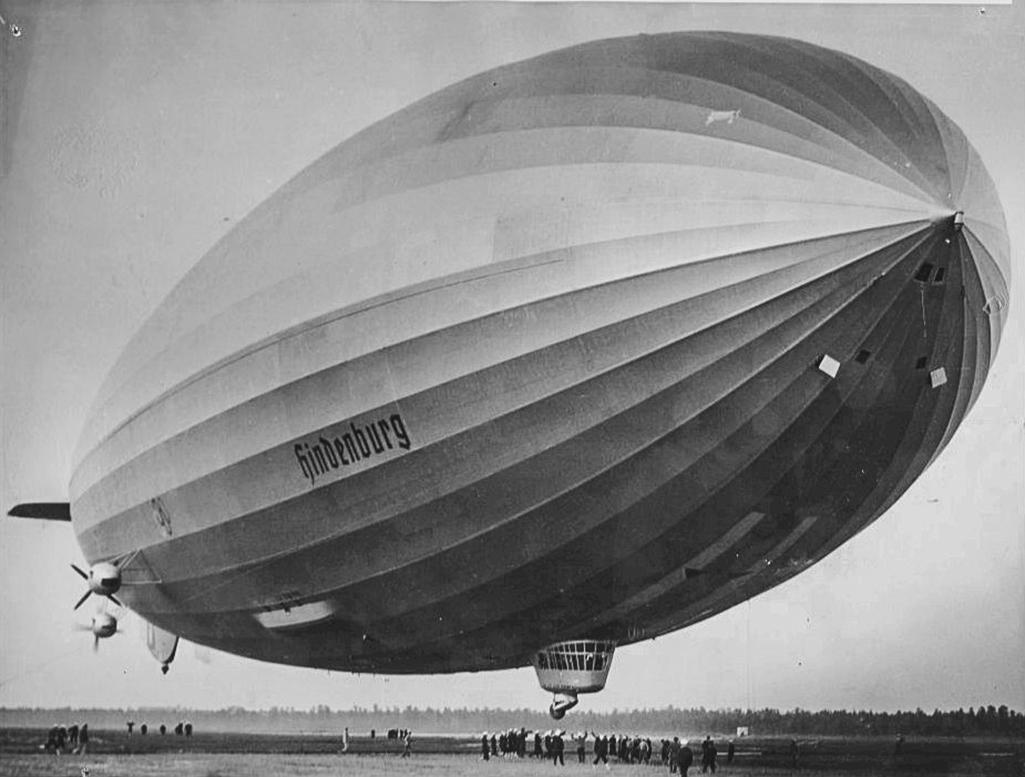 Vzducholoď Hindenburg