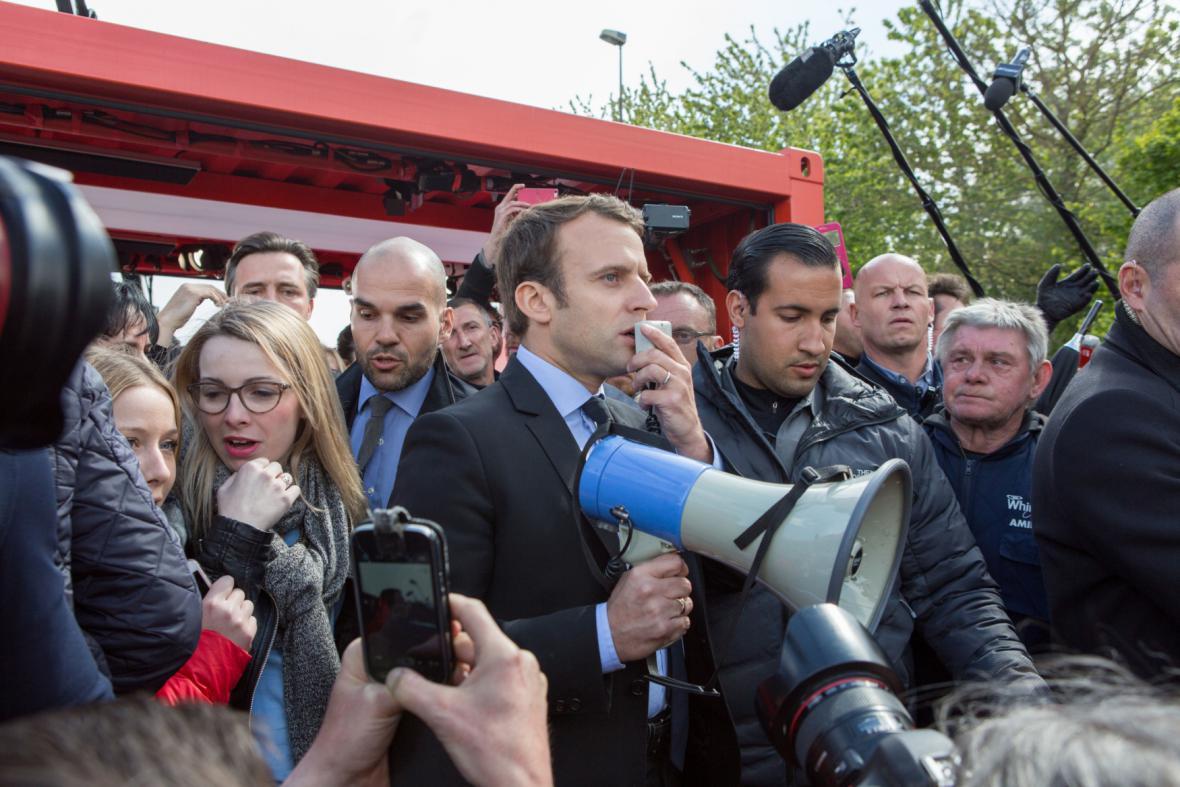 Macron a Le Penová: Poslední kapitola souboje