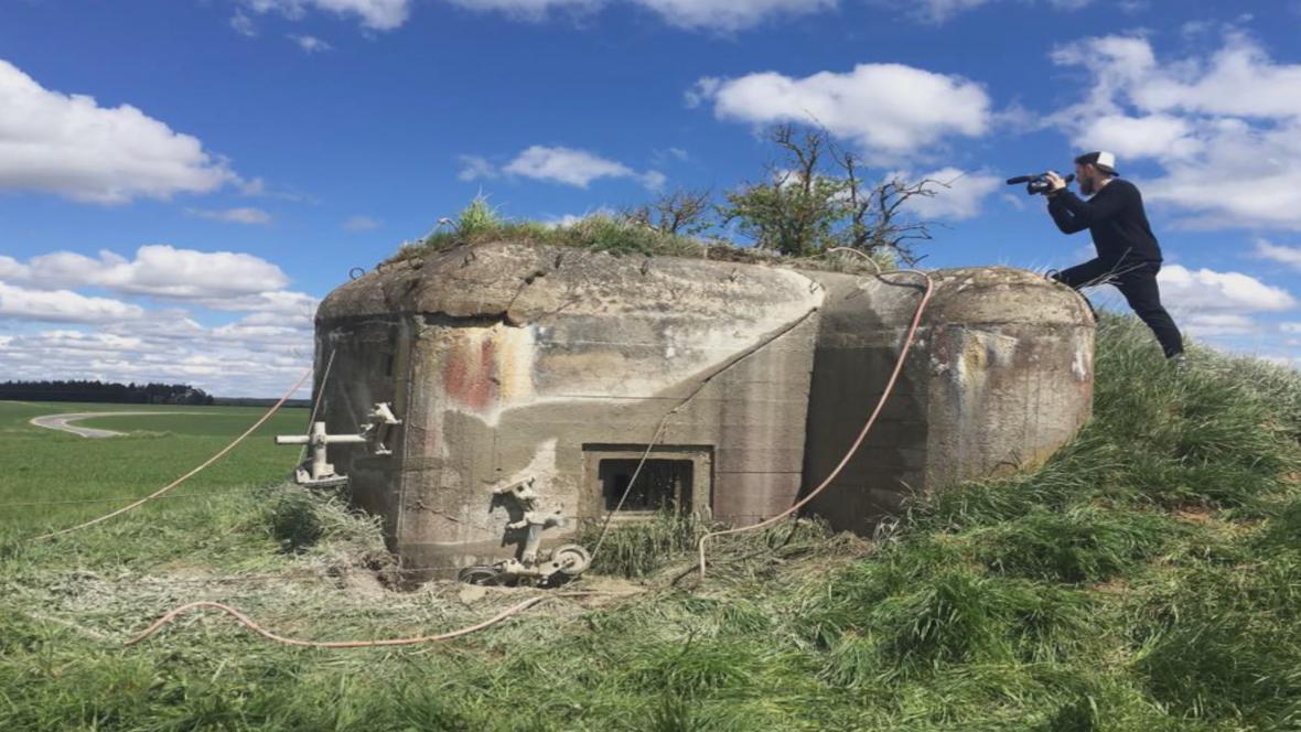 Původní podoba bunkru