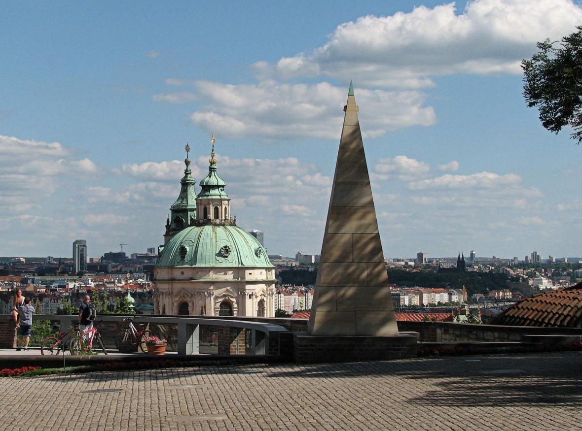 Dílo Josipa Plečnika v Česku