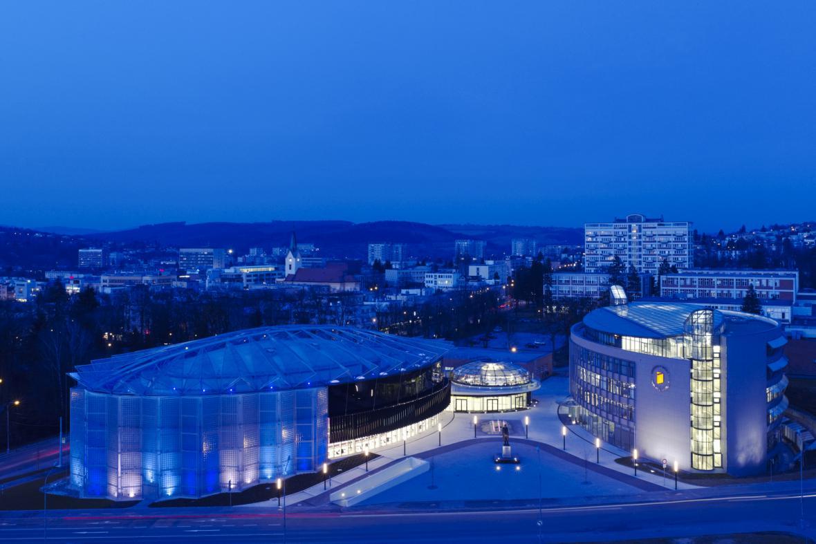Nové univerzitní stavby