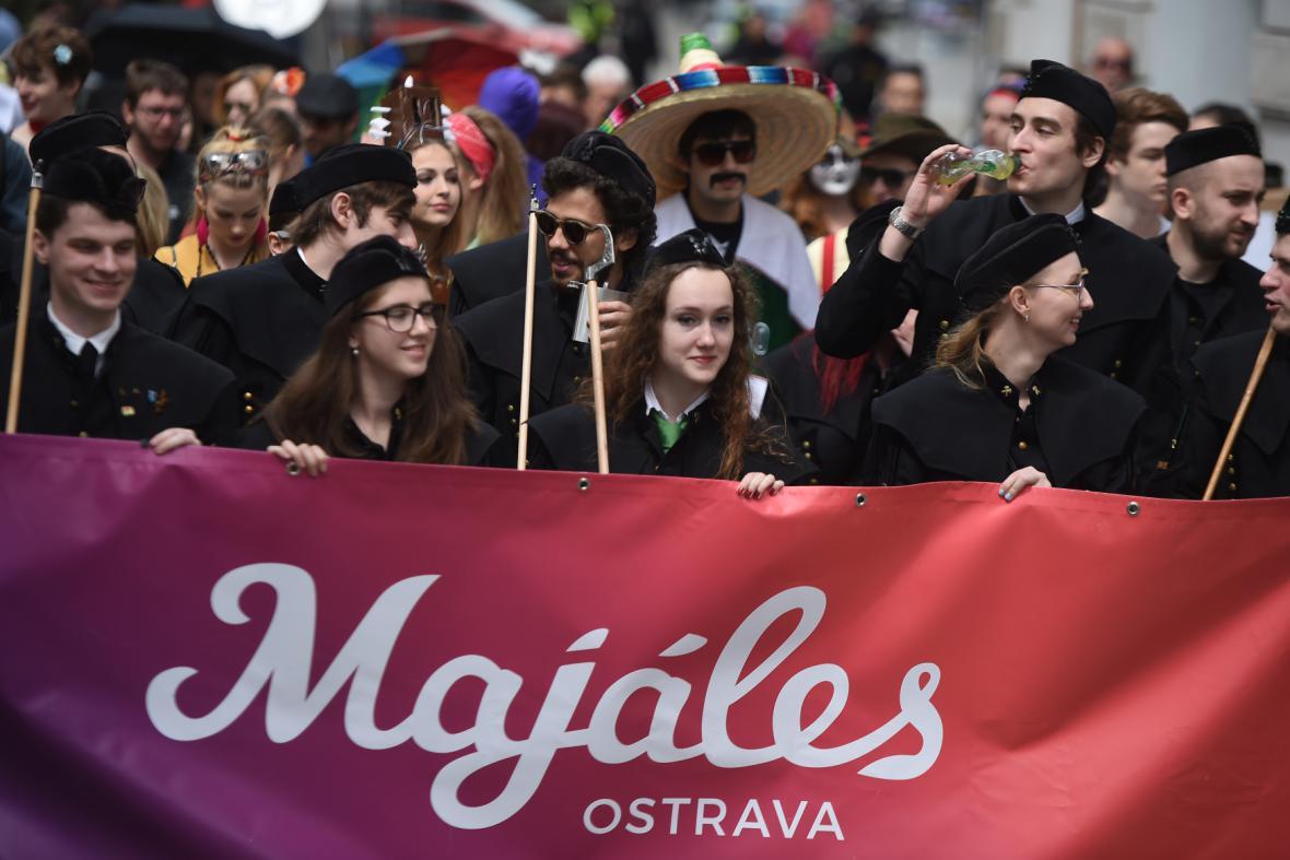 Majáles Ostrava