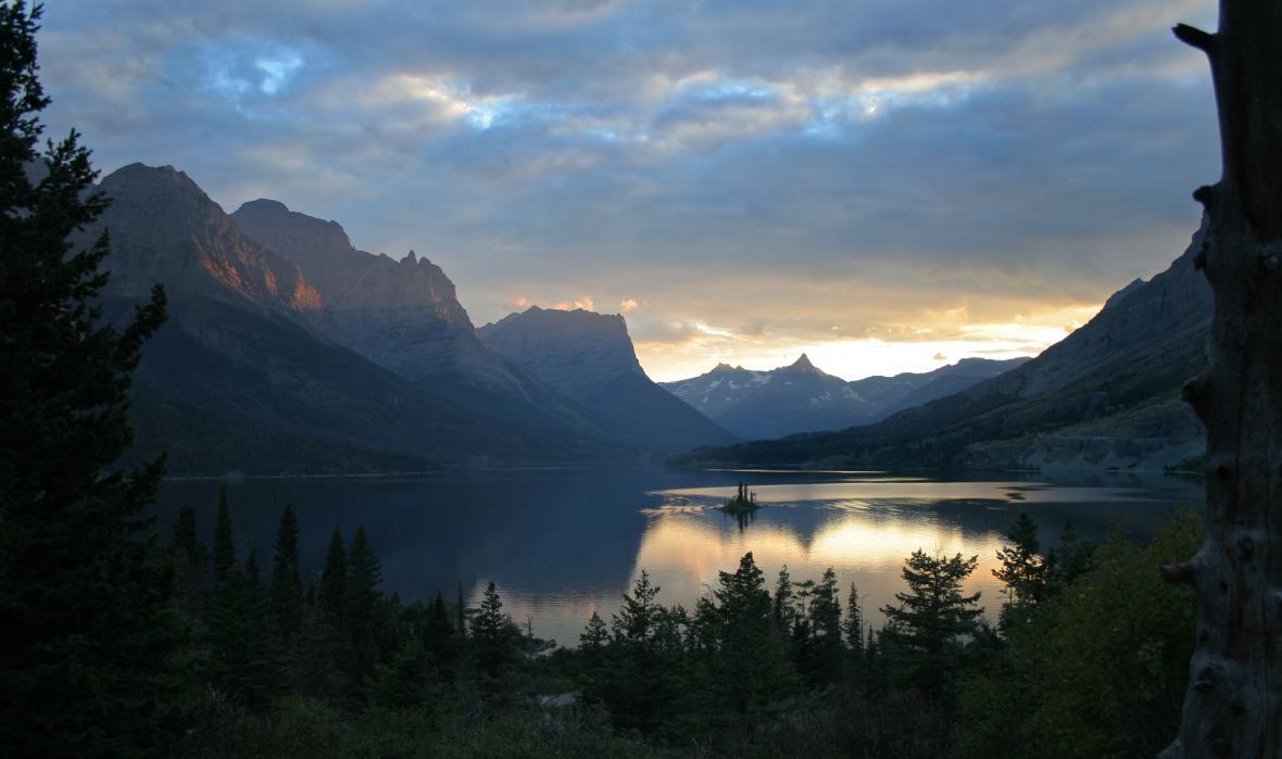 Národní park Glacier