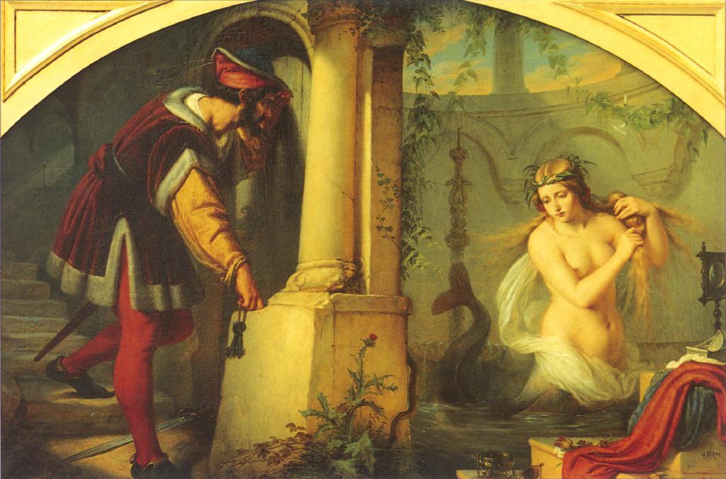 Lucemburkové odvozovali svůj původ od mýtické víly Meluzíny