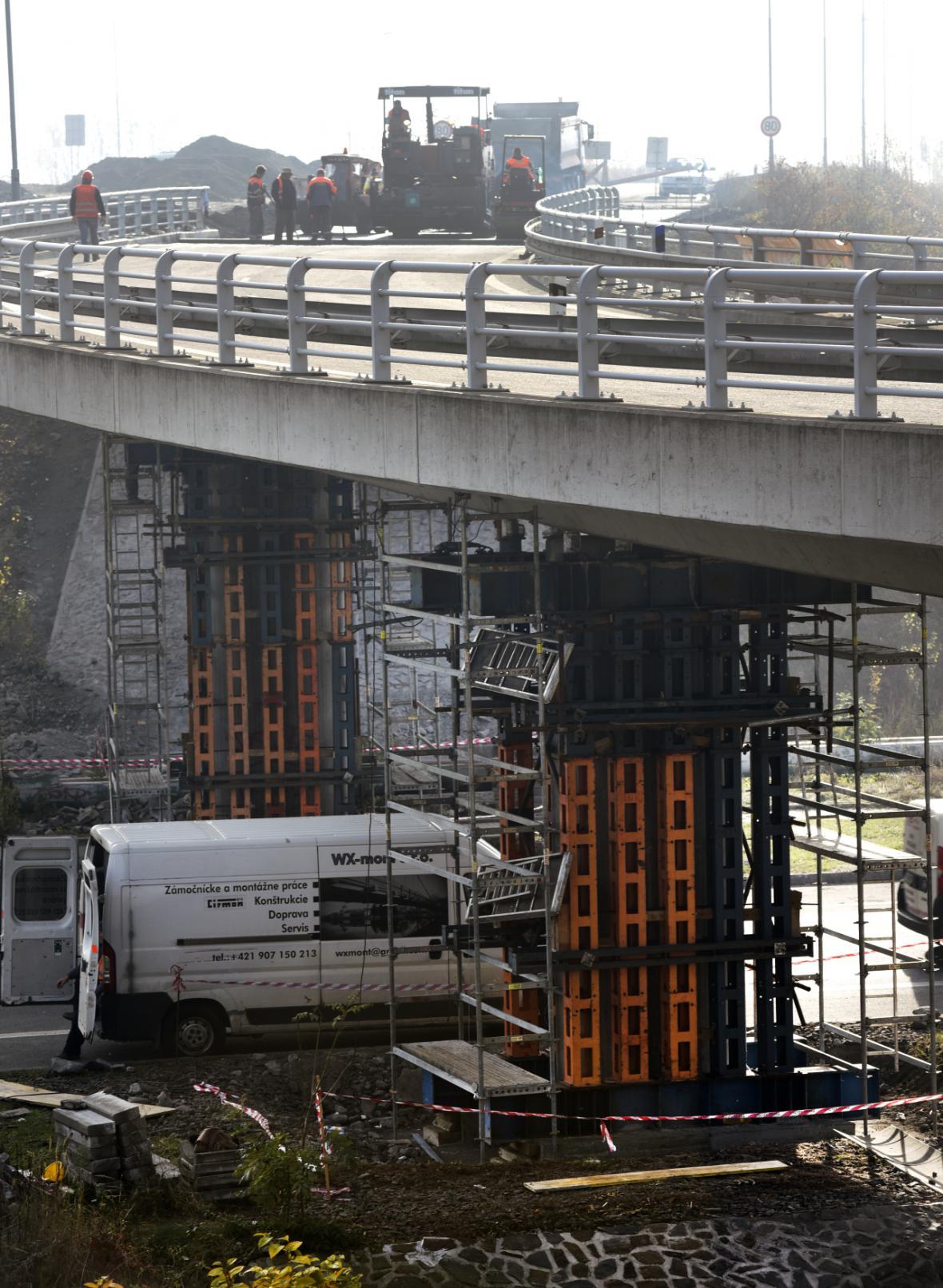 Problematický úsek D1 procházel předloni náročnými opravami